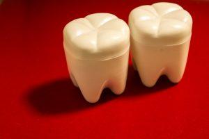 歯周病にかかる歯